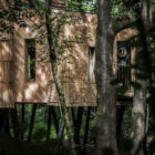The Woodman's Treehouse by Mallinson Ltd & BEaM  (3)