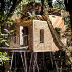The Woodman's Treehouse by Mallinson Ltd & BEaM  (4)