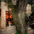 The Woodman's Treehouse by Mallinson Ltd & BEaM studio (7)