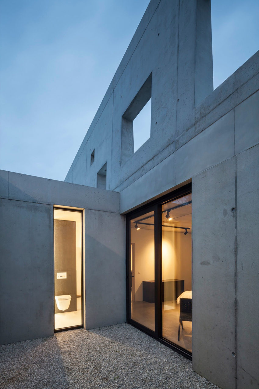 Villa CD by OOA | Office O architects (10)