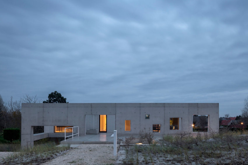 Villa CD by OOA | Office O architects (14)