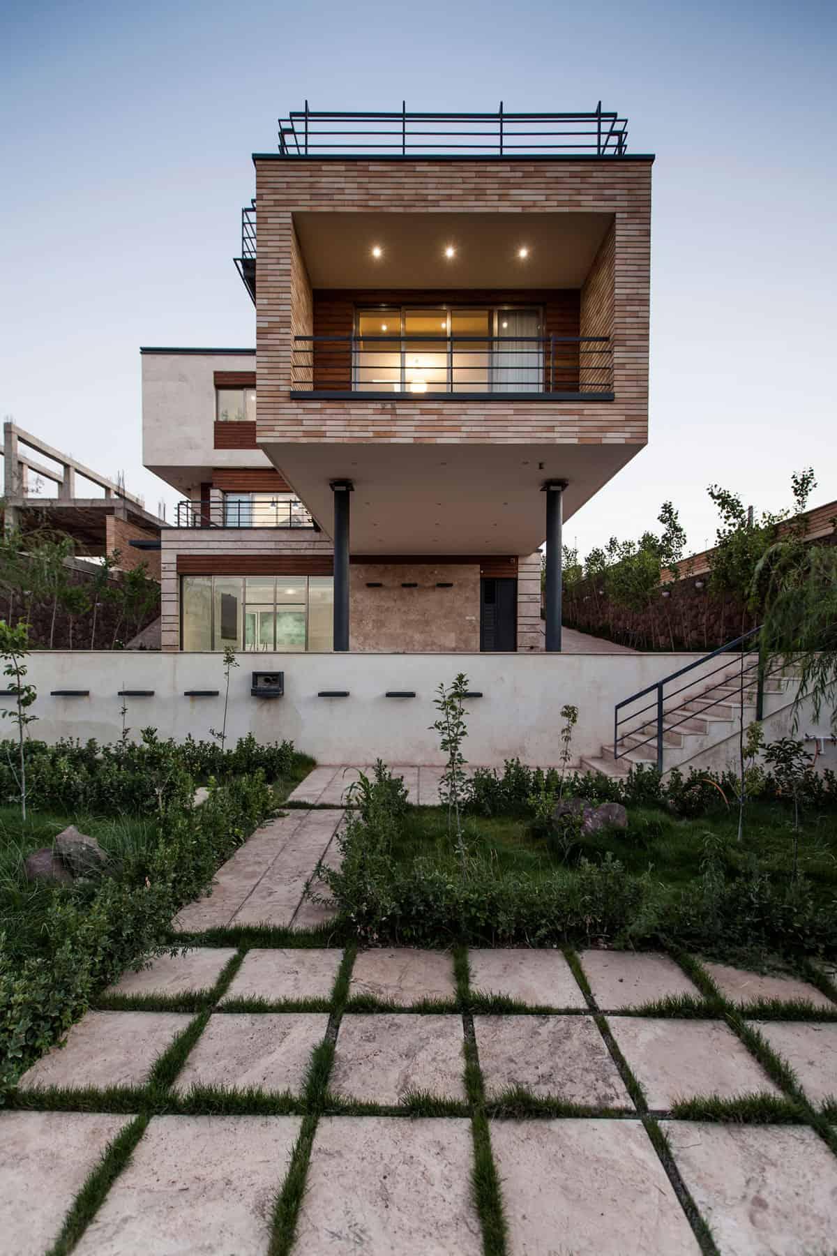 Villa Mavi by White Cube Atelier (16)