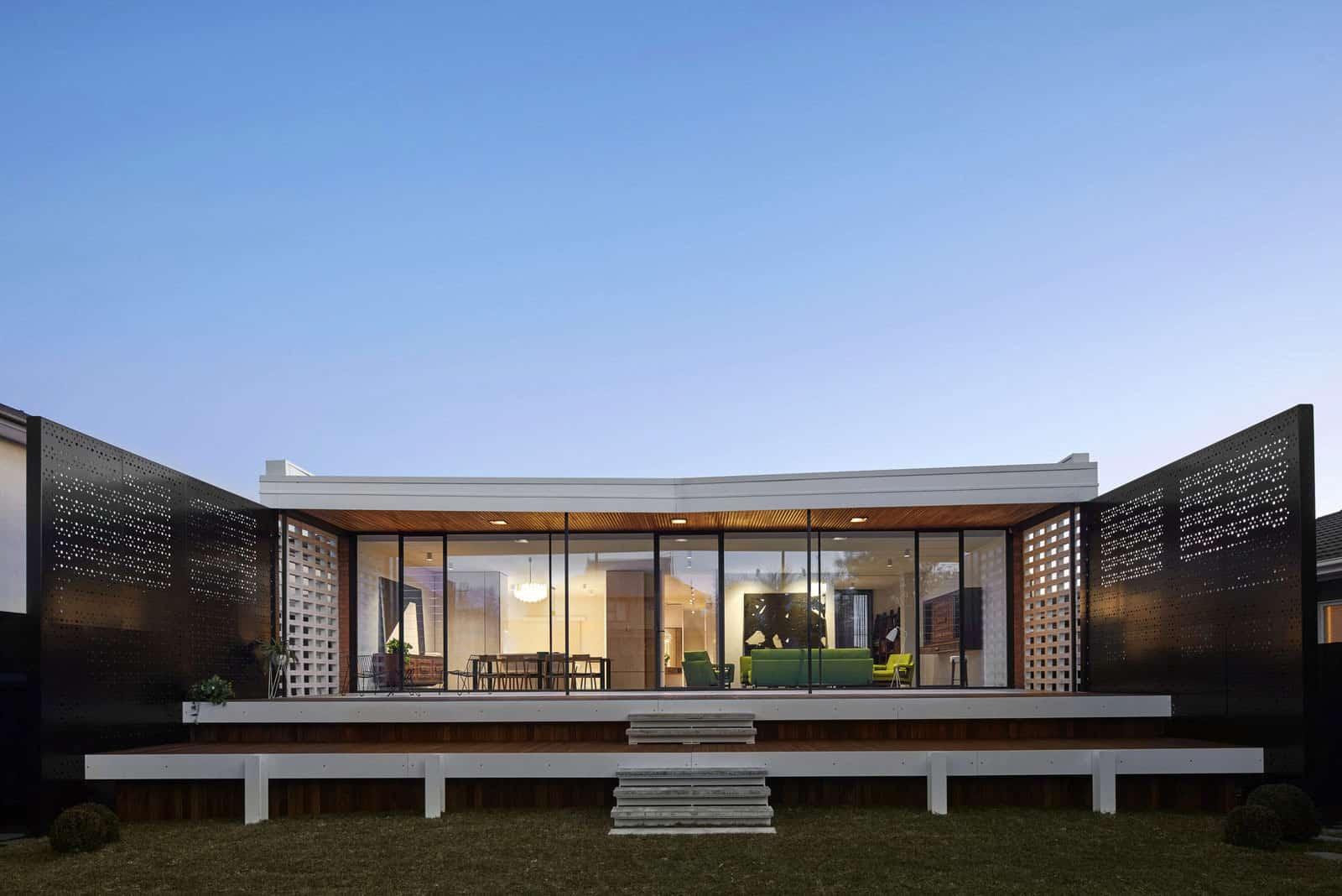 Branch Studio Architects Design a Home in Victoria, Australia