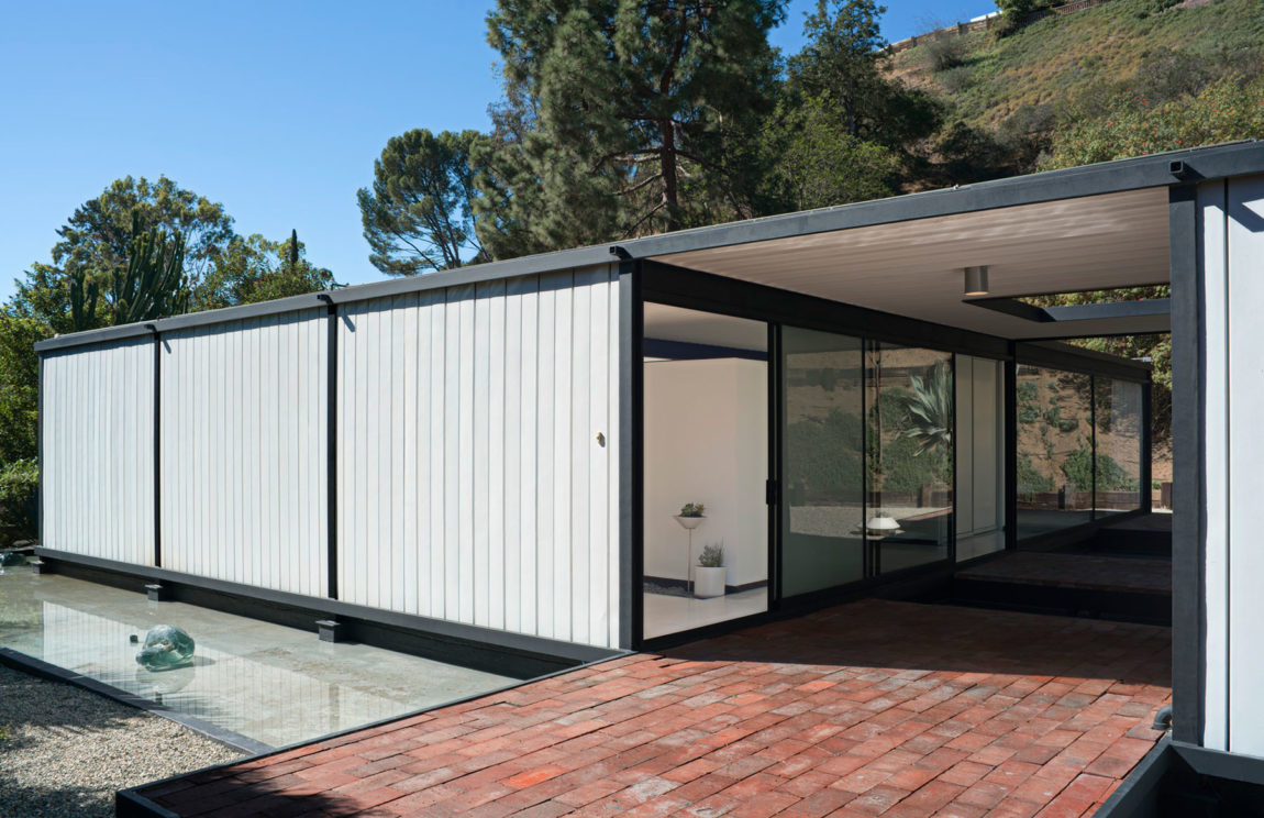 Case Study House #21 (Bailey House) by Pierre Koenig (1)