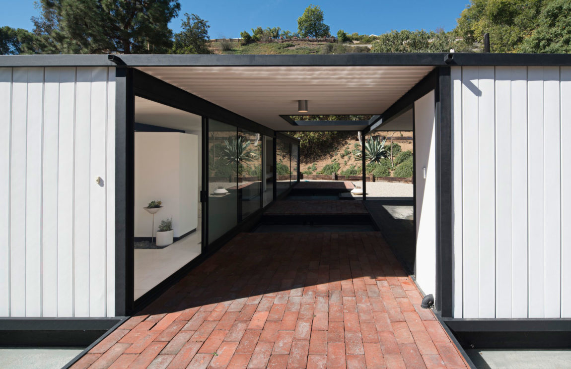 Case Study House #21 (Bailey House) by Pierre Koenig (5)