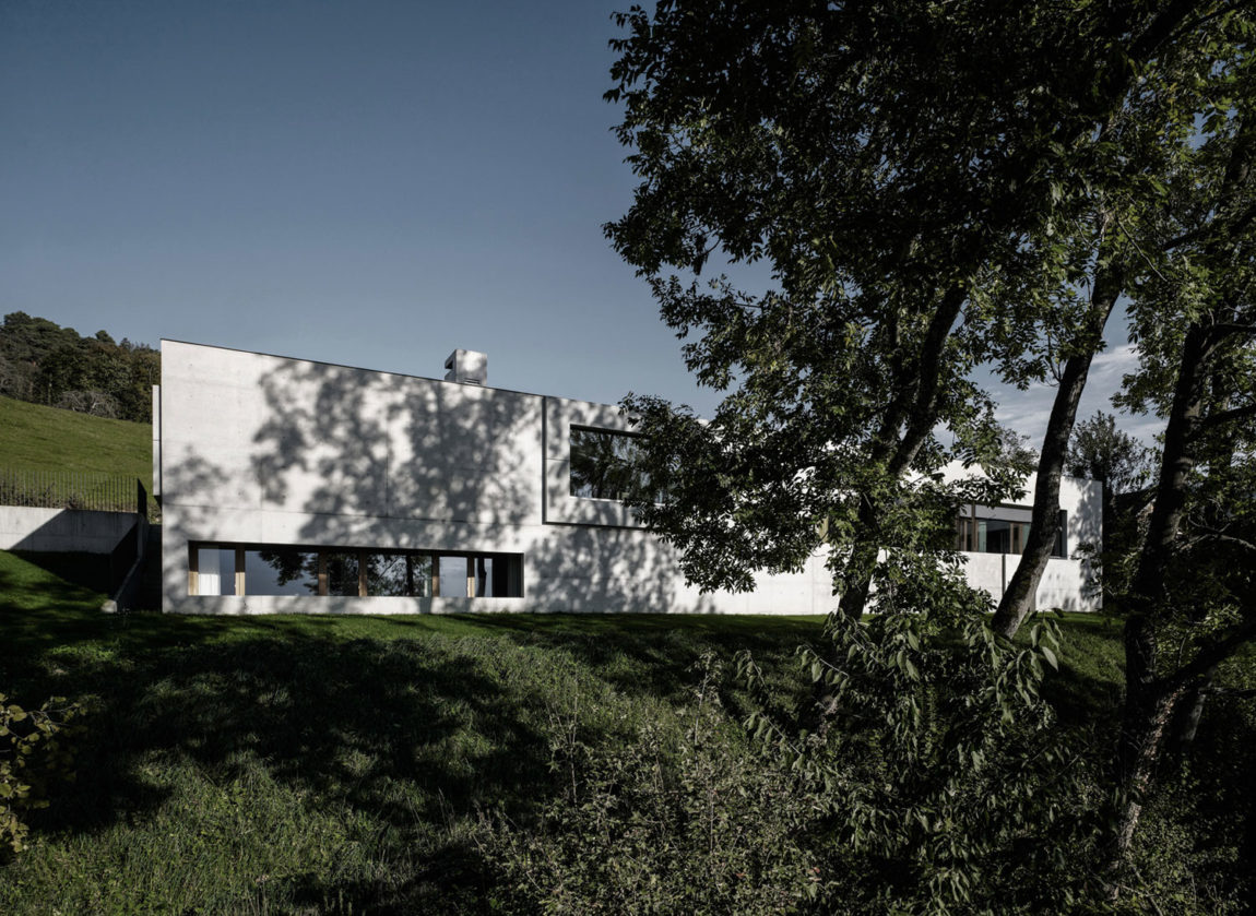 Concrete House by Marte.Marte Architects (2)