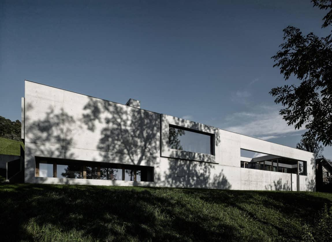 Concrete House by Marte.Marte Architects (4)