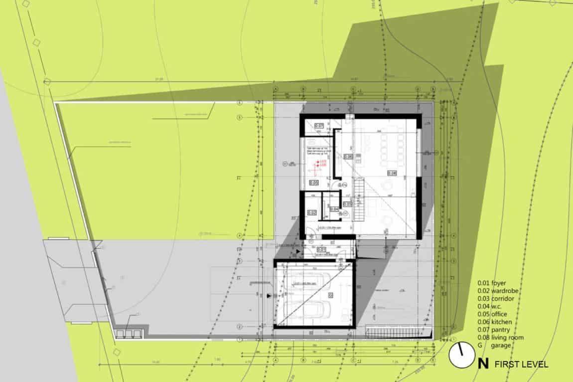 House in Krostoszowice by RS+ Robert Skitek (24)