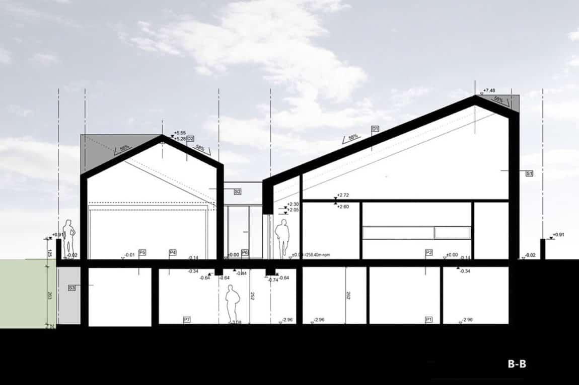 House in Krostoszowice by RS+ Robert Skitek (30)