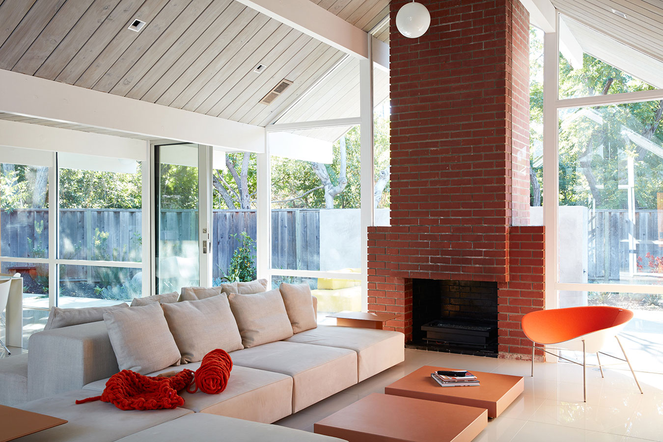 Klopf Architecture Remodels a Private Home in Mountain View, California