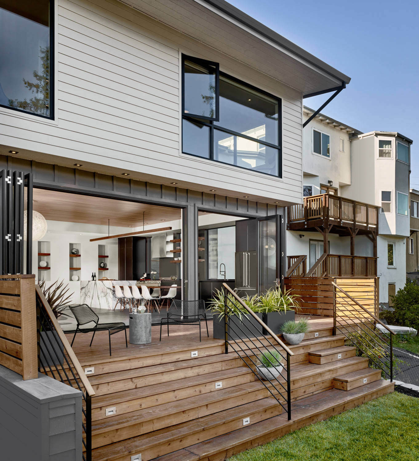 Knock Architecture and Design Creates a Home in the Trestle Glen Neighborhood of Oakland, California
