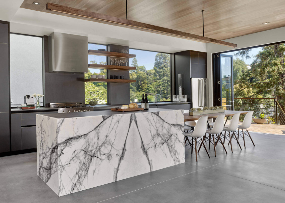 knock and design creates a home in the trestle