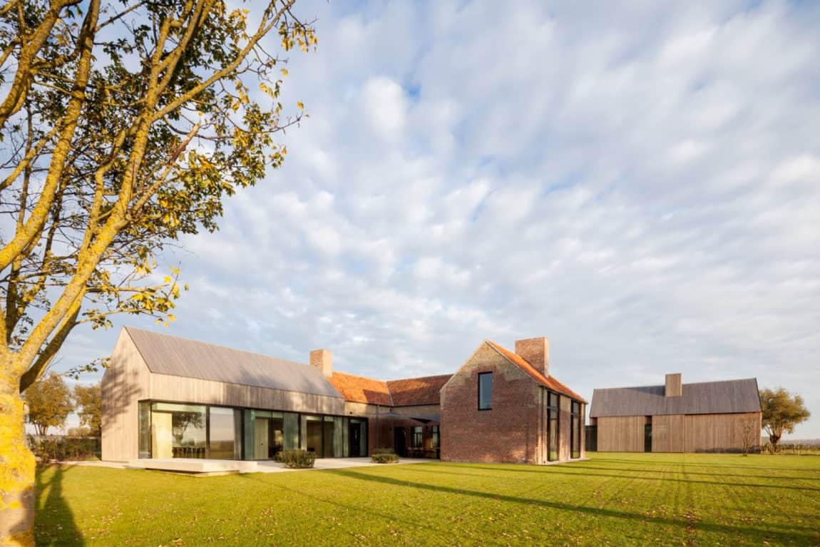Residence DBB by Govaert & Vanhoutte Architects (5)