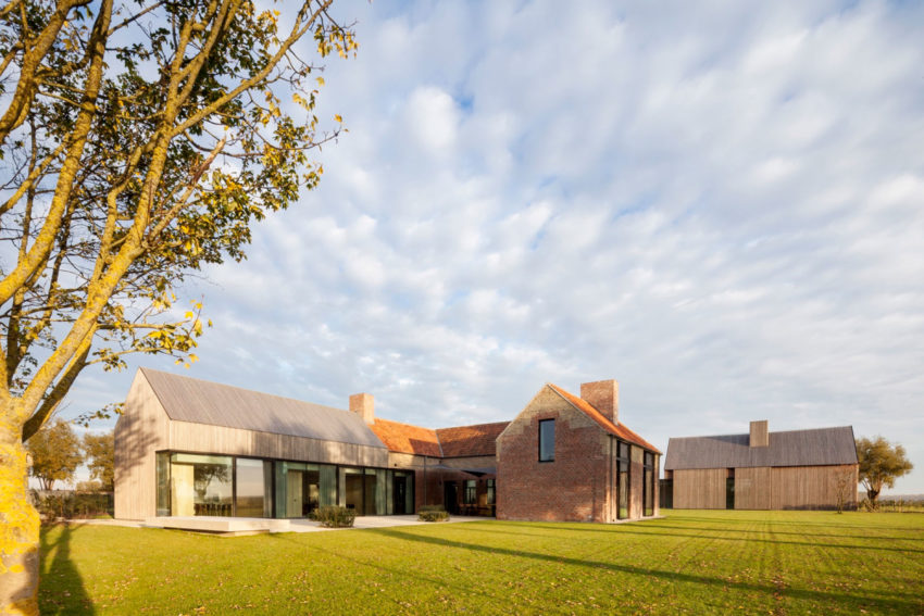 Residence DBB by Govaert & Vanhoutte Architects (5)