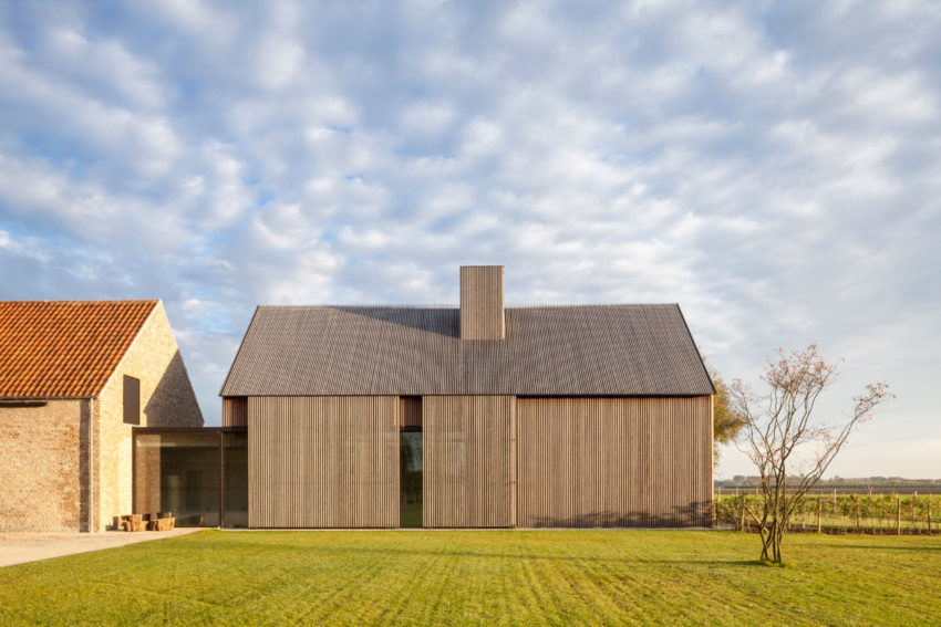 Residence DBB by Govaert & Vanhoutte Architects (8)