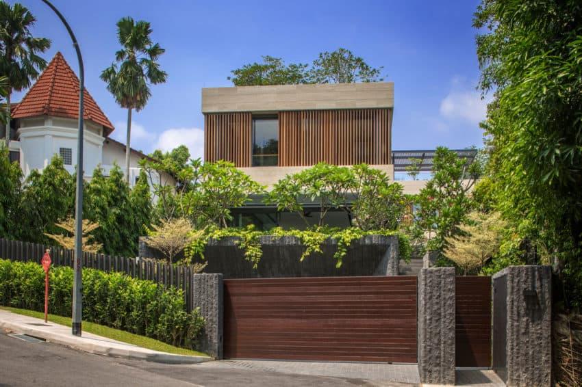 Secret Garden House by Wallflower Architecture + Design (1)