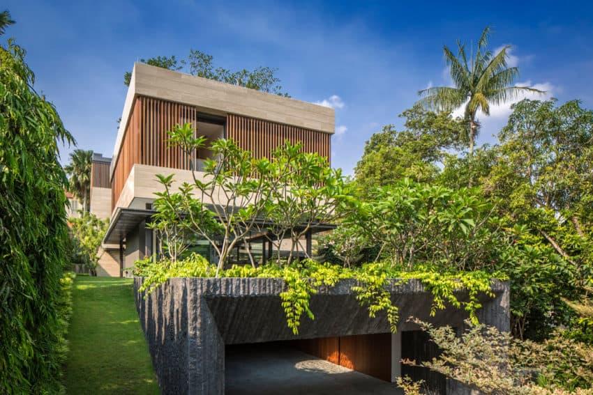 Secret Garden House by Wallflower Architecture + Design (3)