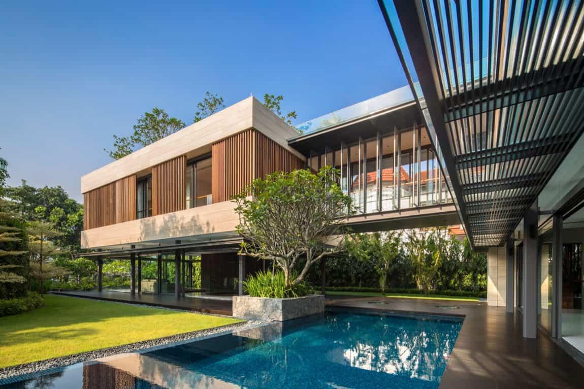 Secret Garden House by Wallflower Architecture + Design (6)