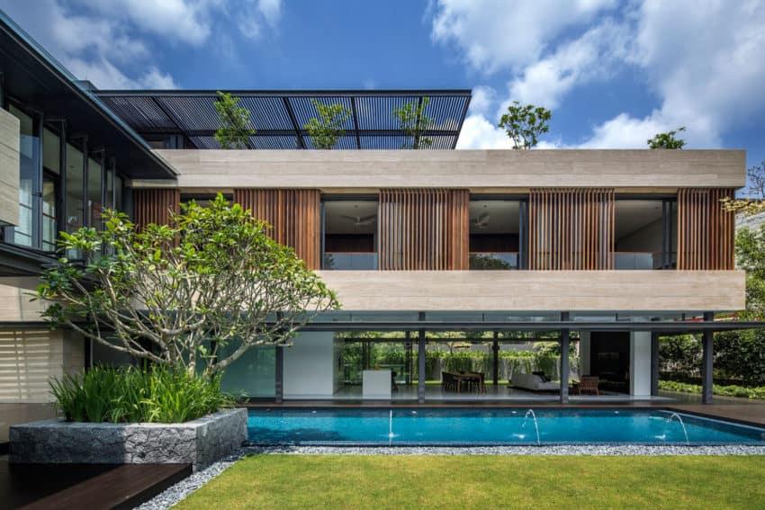 Secret Garden House by Wallflower Architecture + Design (8)