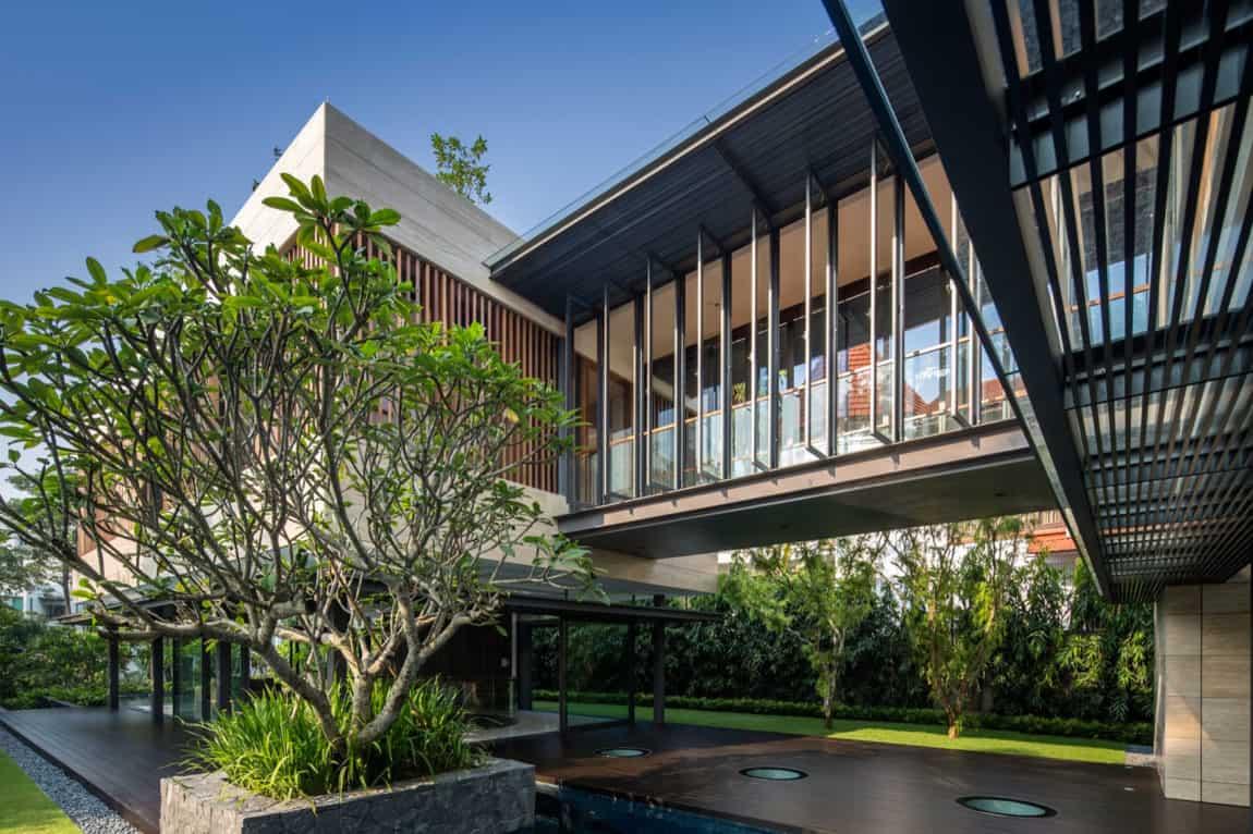 Secret Garden House by Wallflower Architecture + Design (9)