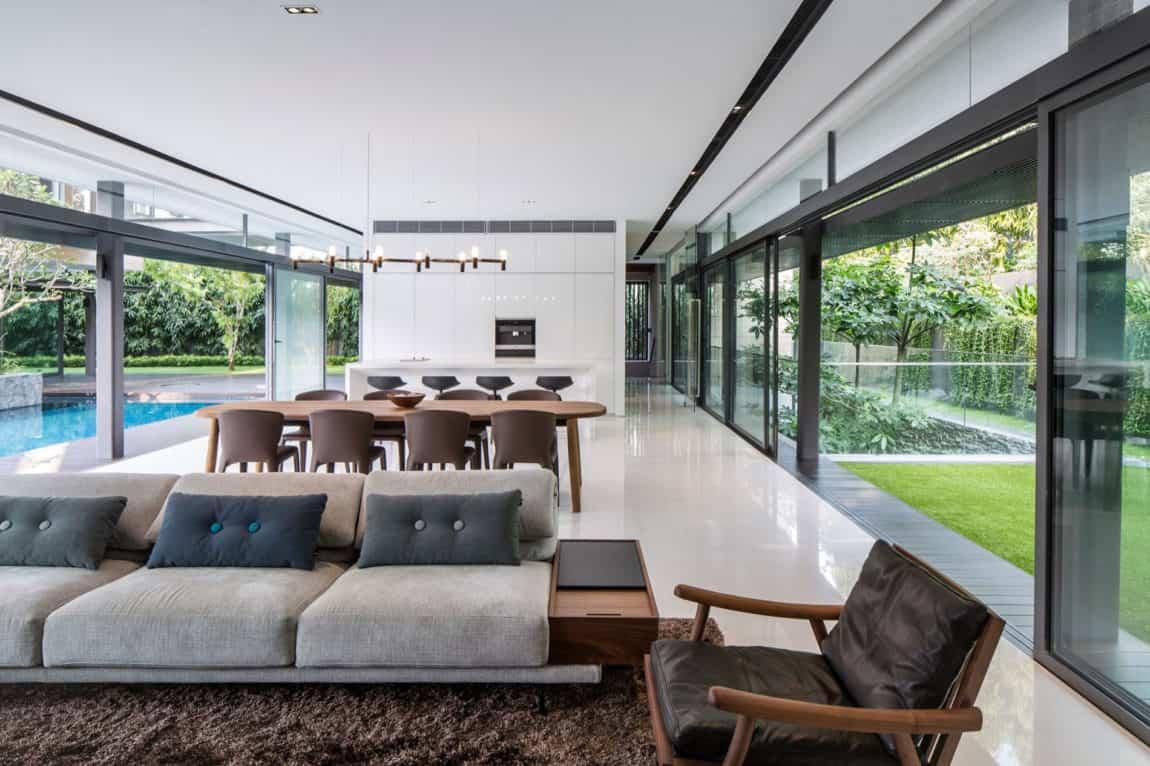 Secret Garden House by Wallflower Architecture + Design (18)