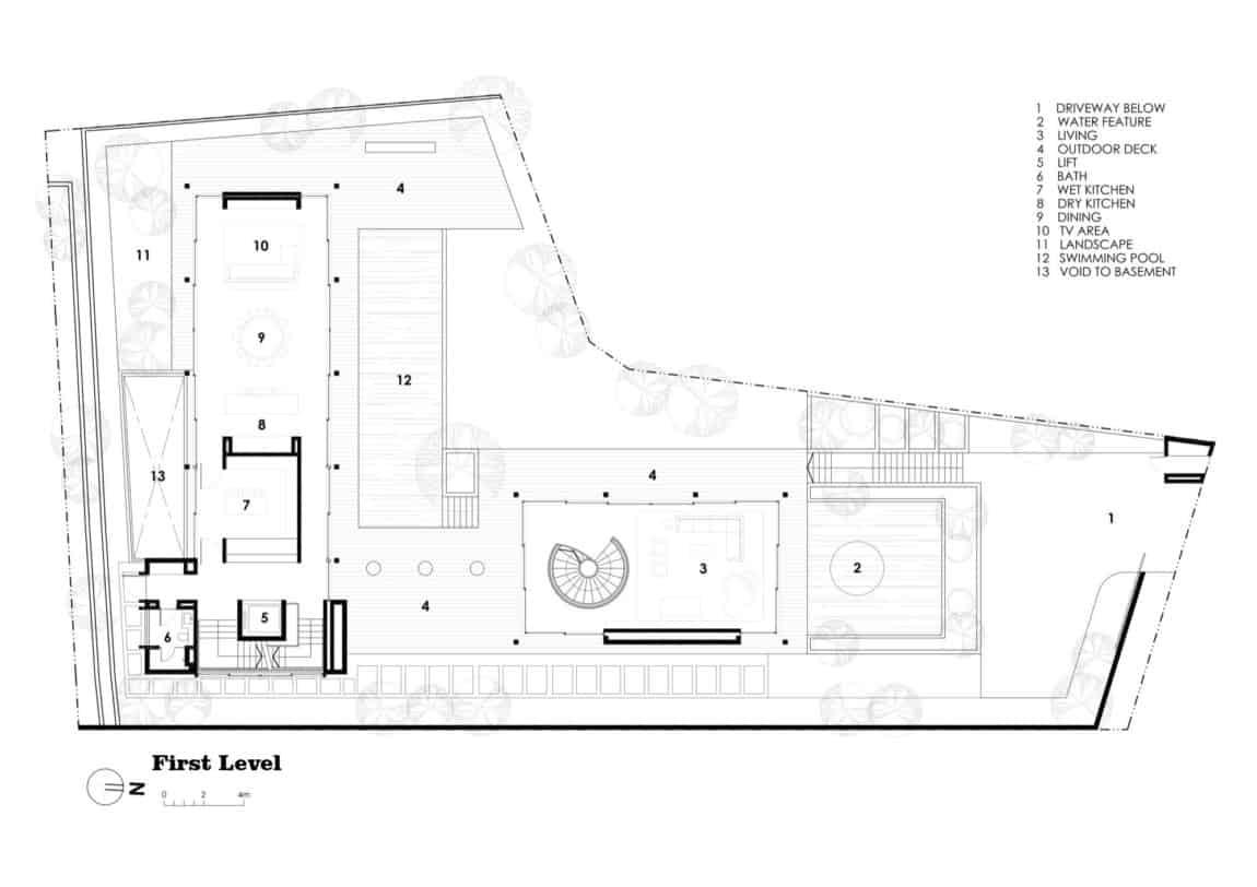 Secret Garden House by Wallflower Architecture + Design (34)