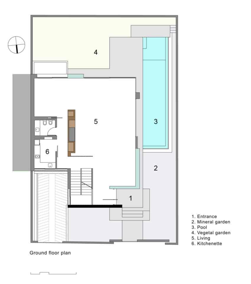 a modern home in casablanca morocco