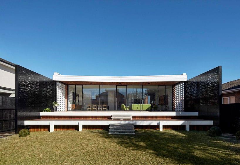 Branch Studio Architects Remodel a 1960s Home in Melbourne, Australia