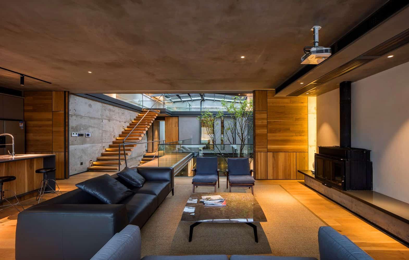 Wanjing studio Remodels a Home in Hangzhou, Zhejiang, China