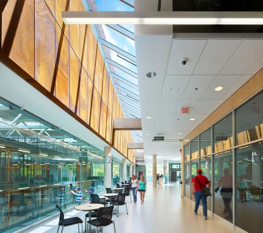 Perkins Will Design The Kawartha Trades And Technology Center