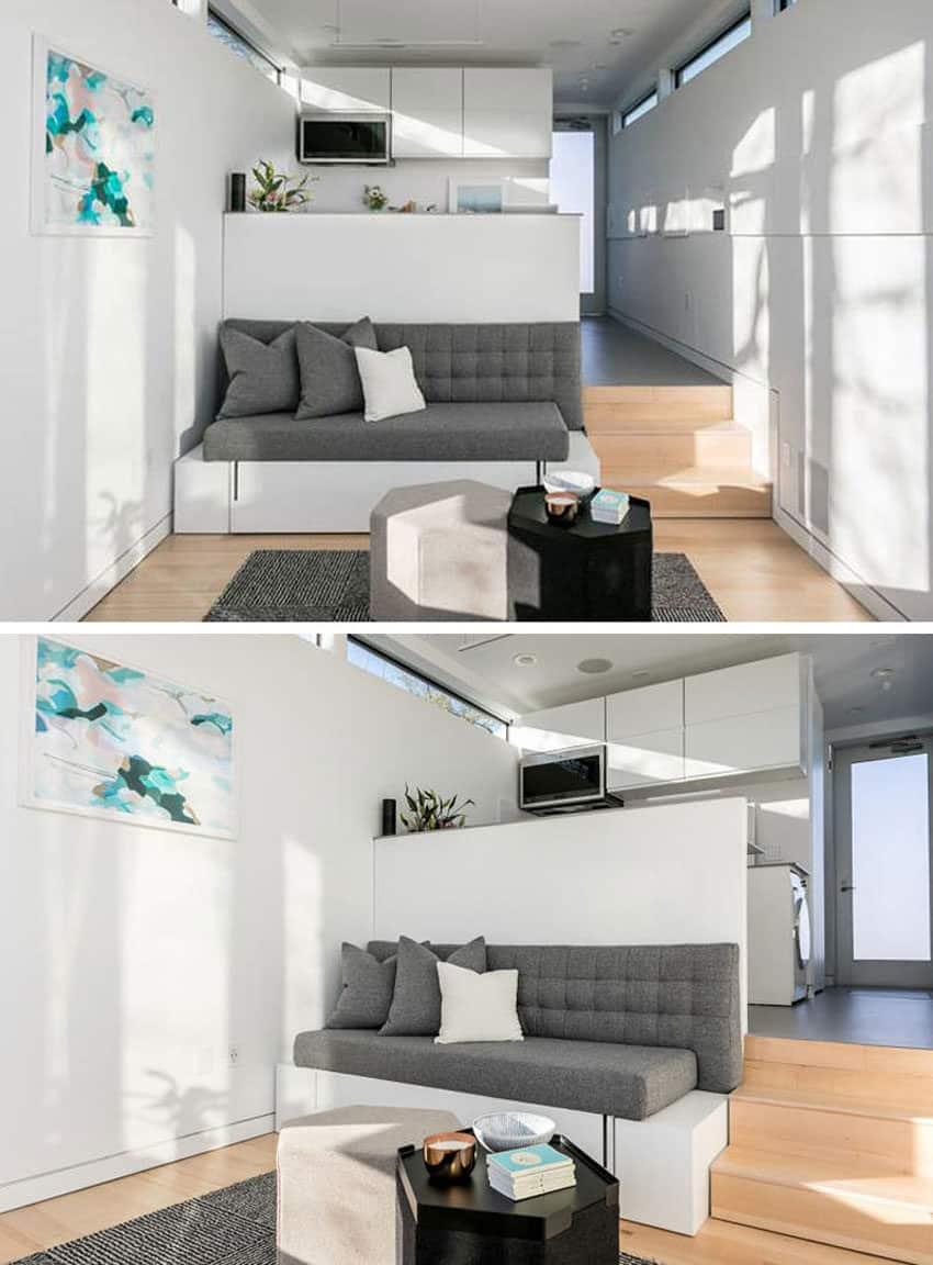 Jeff Wilson Designs a Tiny Home