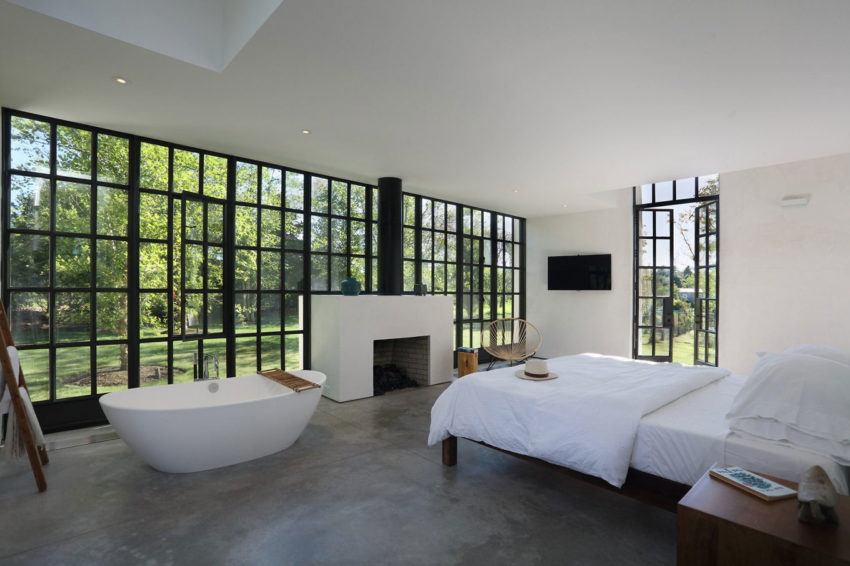 Bedroom Architecture Design.  in gallery TA Dumbleton Architect Designs a House the Hamptons New York