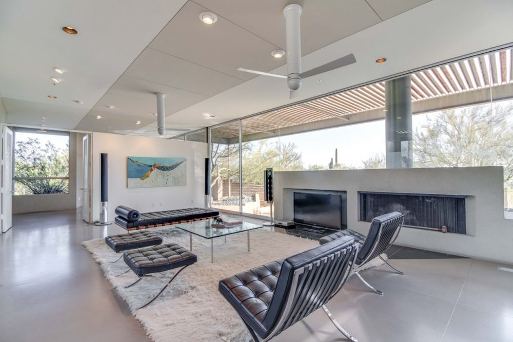 Al Beadle Remodels A 1989 Desert Home In Scottsdale Arizona