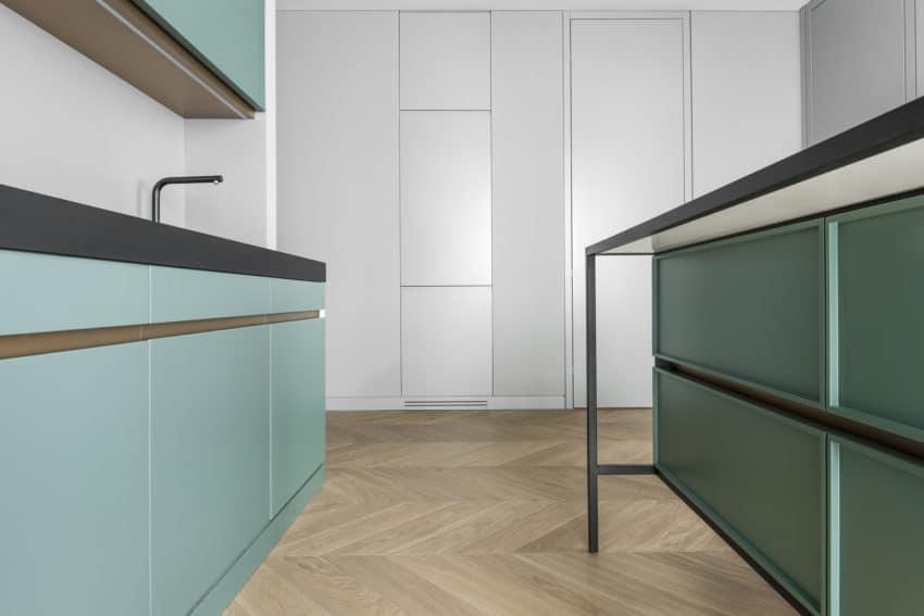 AKTA Interior Design Firm Designs an Elegant Apartment in Vilnius ...