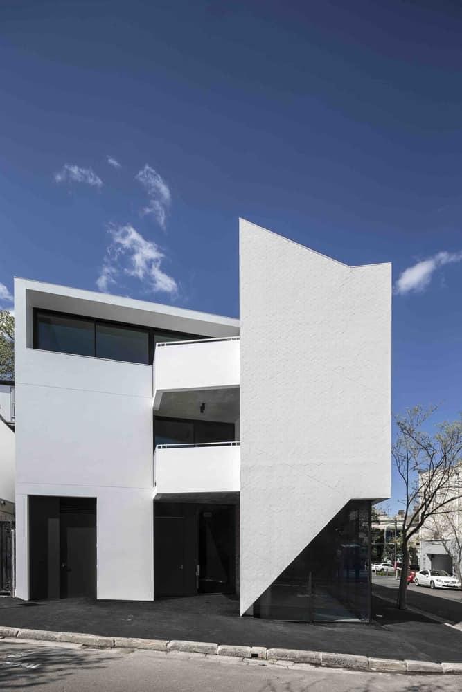 Modern Building Located in Sydney, Australia Designed by Smart Design Studio