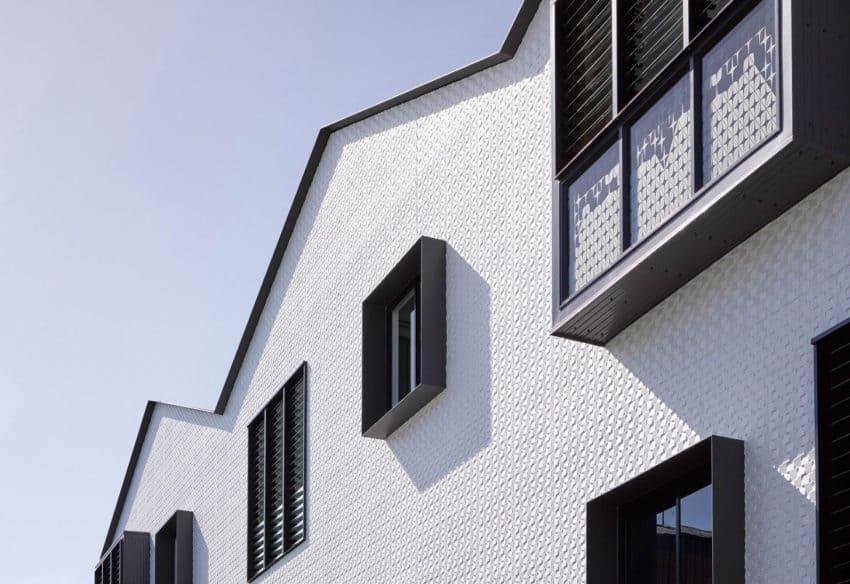 refresh * design Creates a Contemporary Home in Brisbane, Australia
