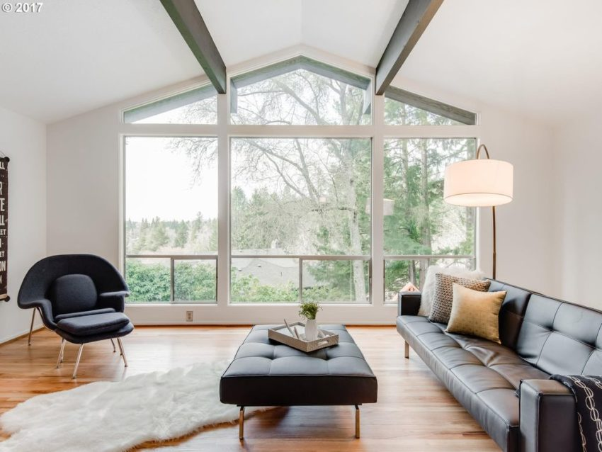 Remodeling a Home in Portland With a Marked Retro Style