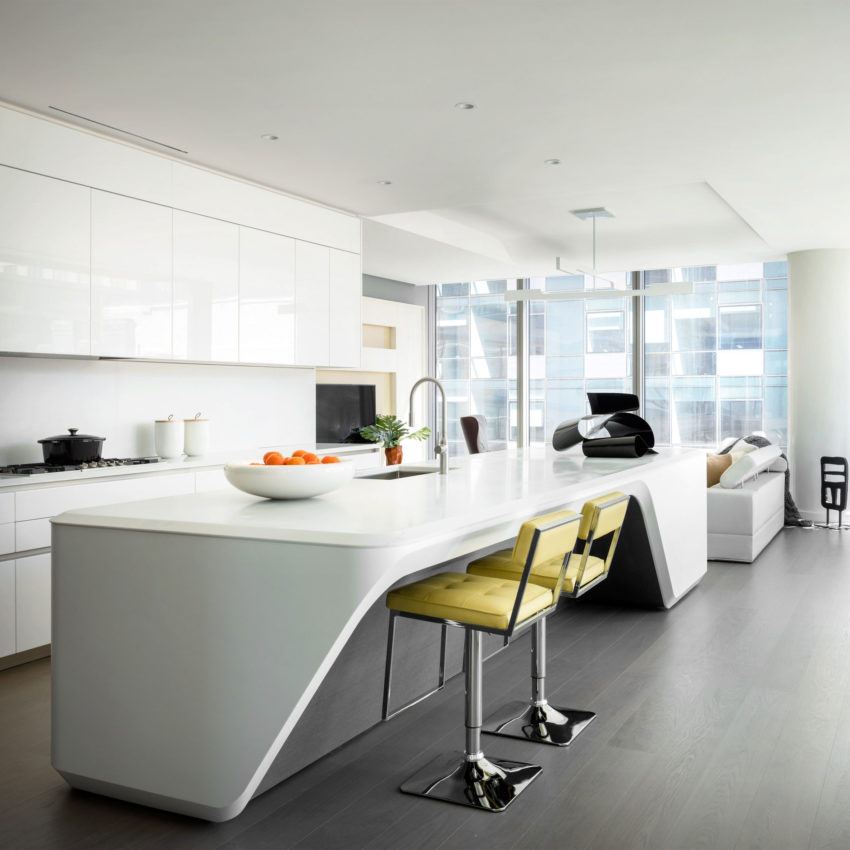 Model Apartments: Stylish Apartment In New York, Exquisitely Decorated By