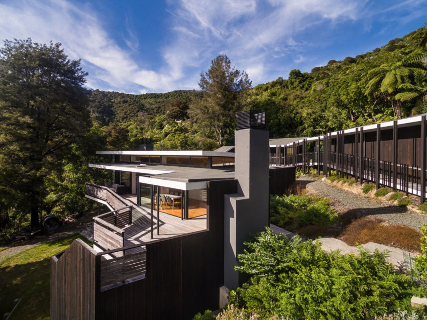 Parsonson Architects Design a Stunning Contemporary Home in ...