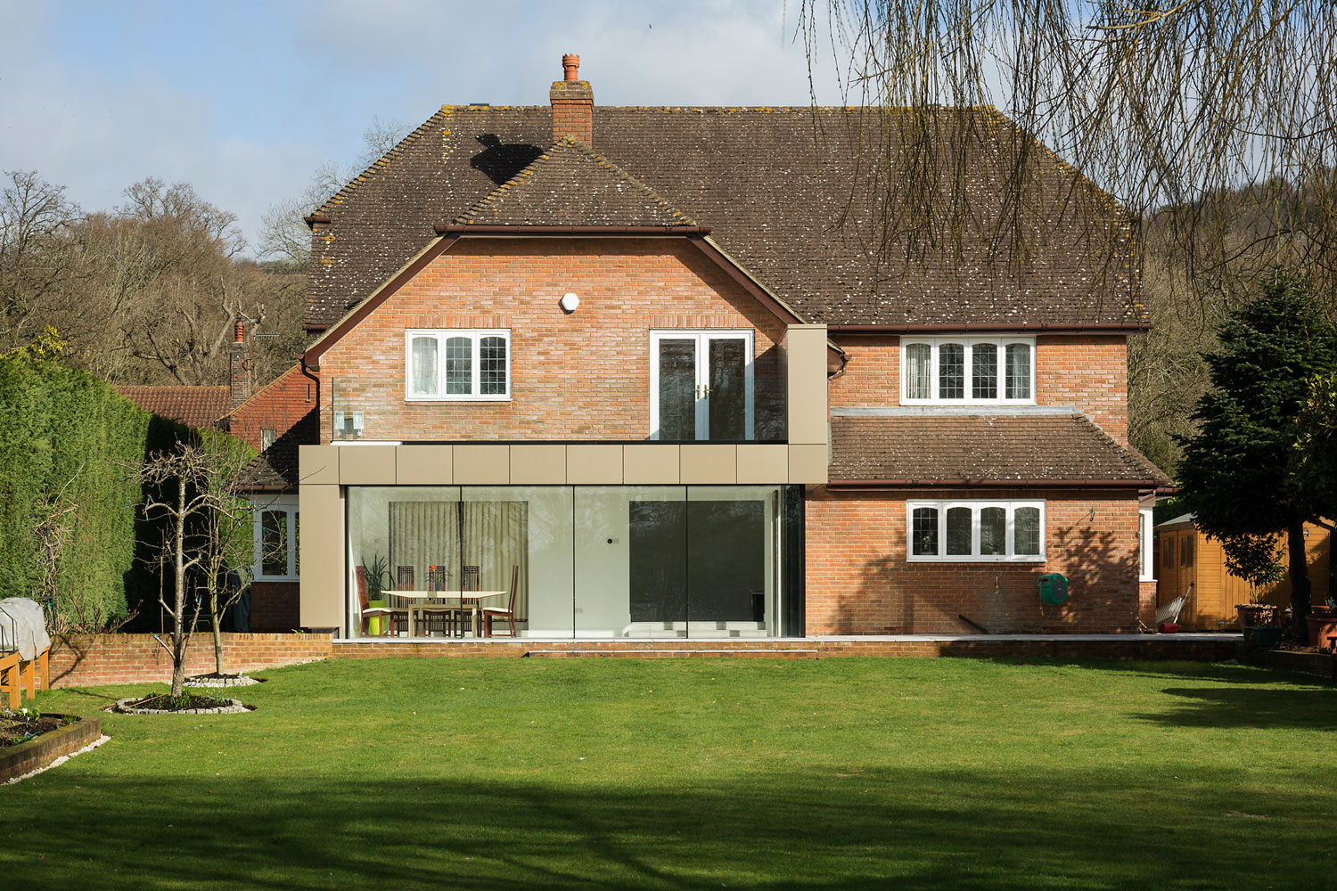Fabulous Remodeling of a House in England for a Couple in Their Retirement Years