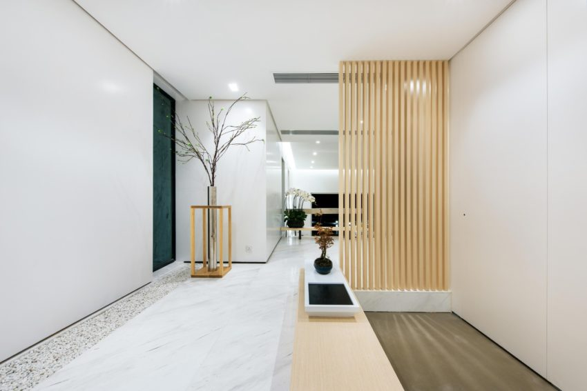 Millimeter interior design remodel a private residence in for Interior design agency hong kong