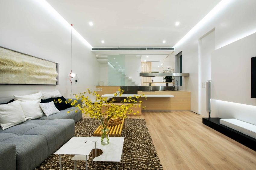 Millimeter Interior Design Remodel A Private Residence In Silverstrand Hong Kong