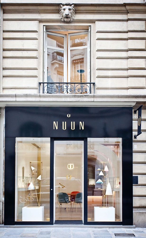Brunoir & Java Architecture Come Together to Create an Elegant Interior for Nuun Jewels in Paris, France
