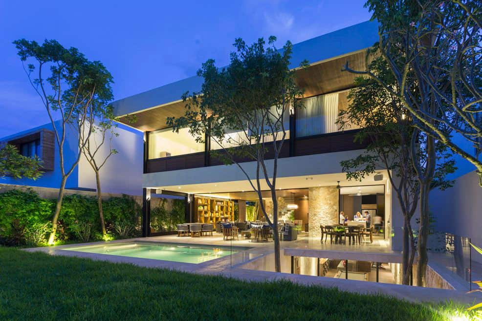 Wonderful House with Open Spaces Designed by the Architectural Firm ...