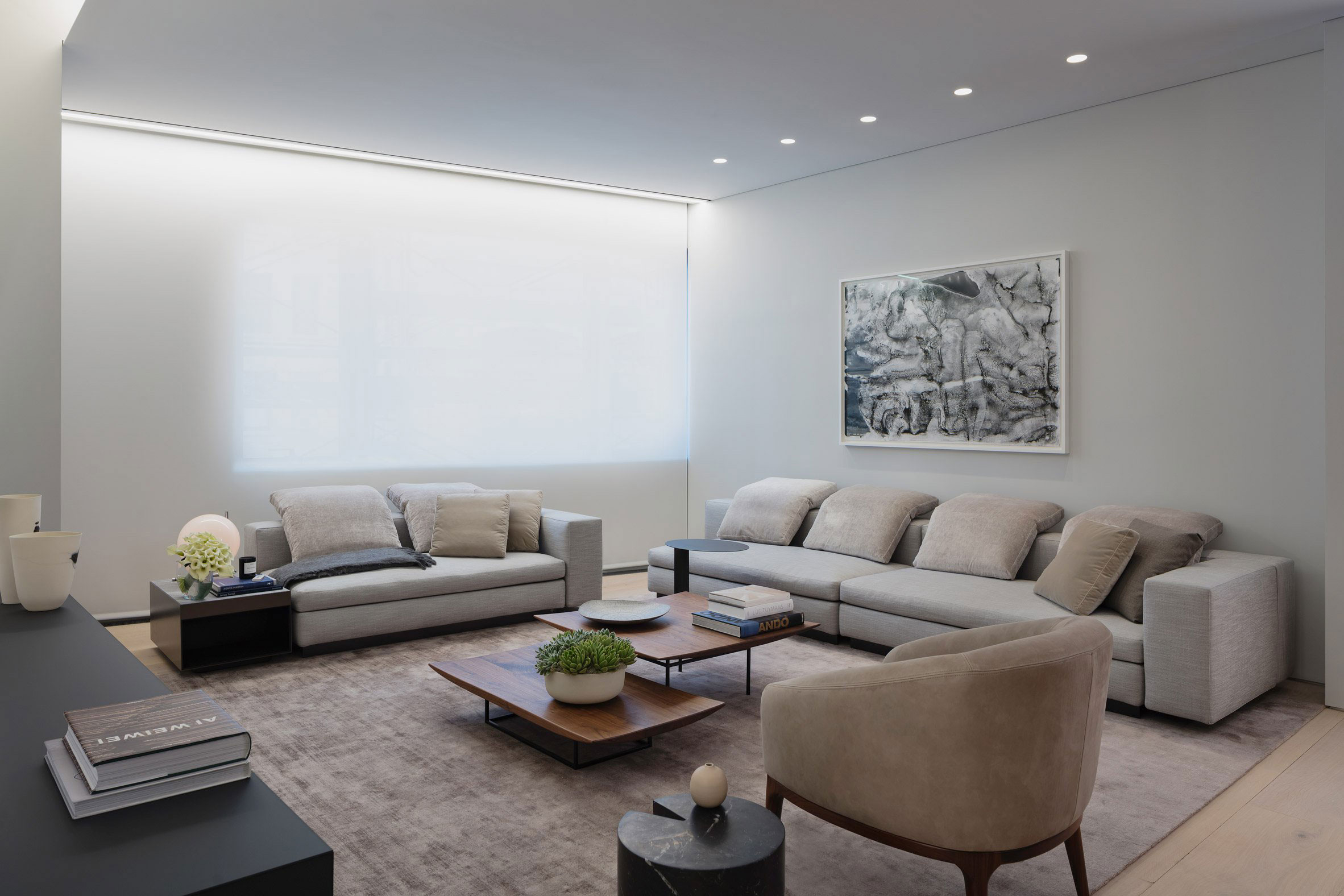 Peaceful and Elegant Apartment Designed by 152 Elizabeth Located in New York, USA