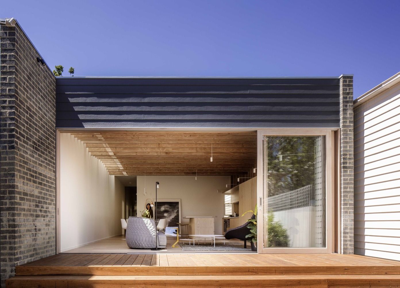 Victorian Cottage Designed by Eugene Cheah Architecture Located in Australia