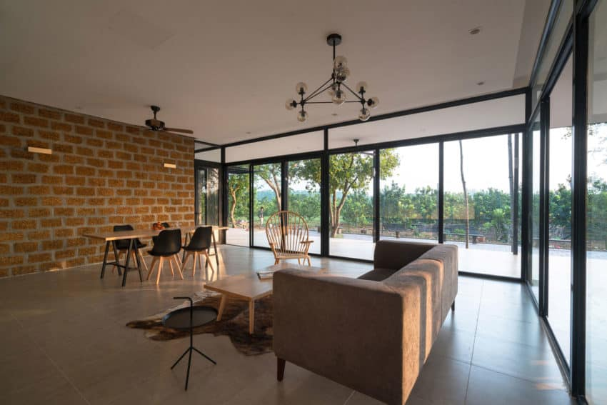 Favorito Vietnamese Citrus Farm Redesigned and Modernized by Architectural  JB93