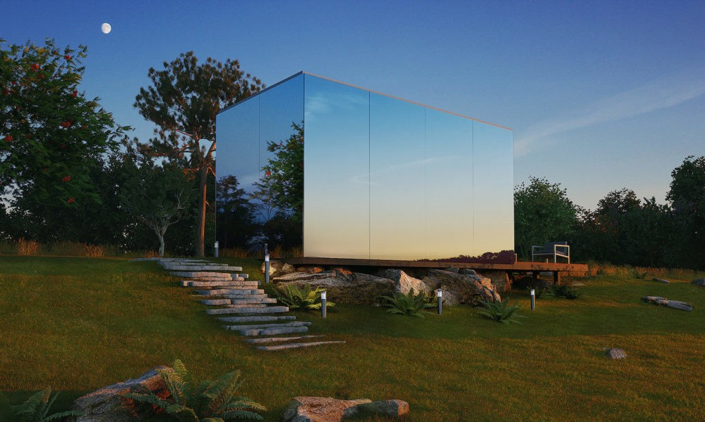 ÖÖD Designed a Wonderful Hotel Room for Short-Term Accommodation and Holiday Housing