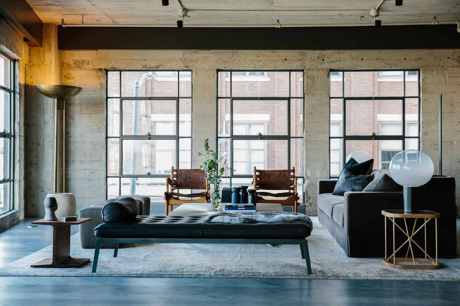 Modern and Cozy Loft designed by Marmol Radziner in Los Angeles ...