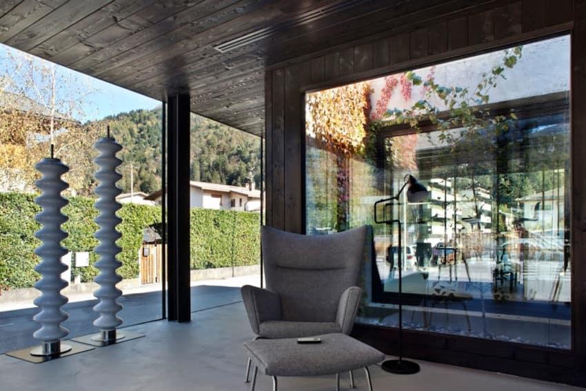 in gallery. Furniture Store Located in Tolmezzo  Italy by Ceschia e Mentil